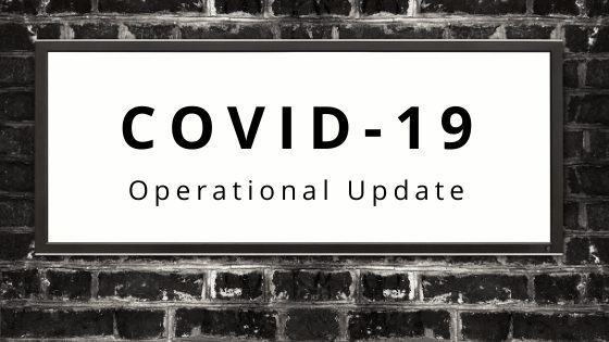 I-XL COVID-19 Operational Update