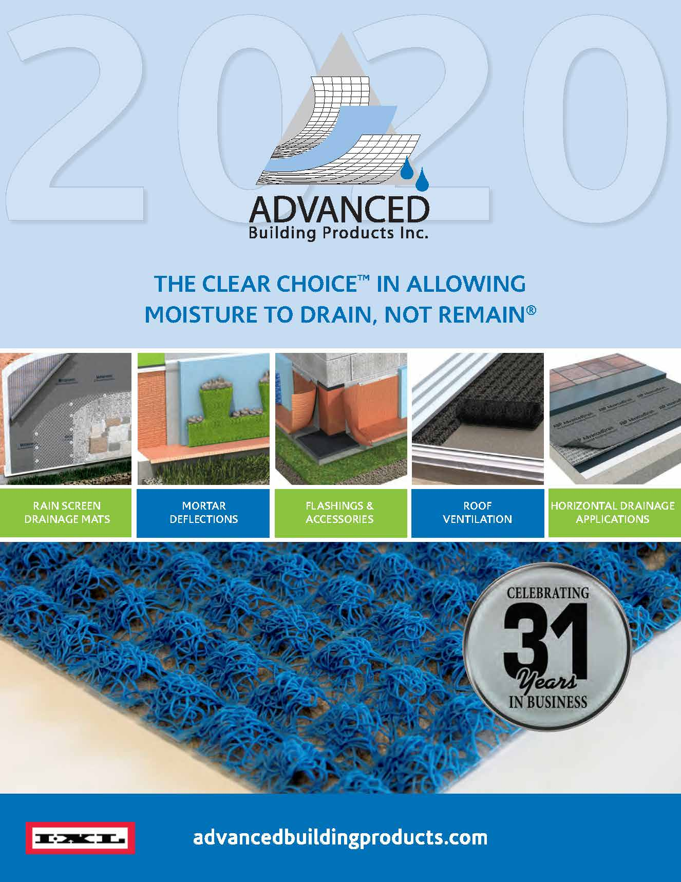 Advanced Building Products 2020 Brochure