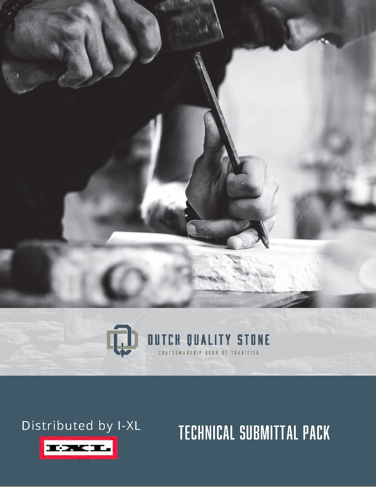 Dutch Quality Stone Technical Submittal Packet