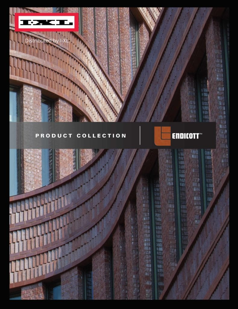 Endicott Product Collections Brochure