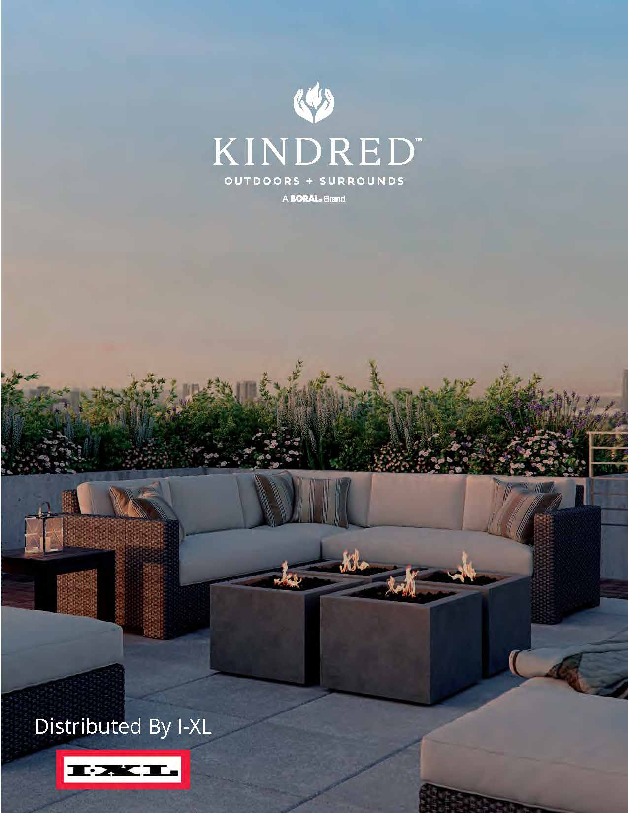 Kindred Outdoors & Surrounds Brochure